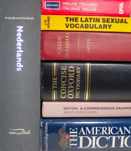Language textbooks
