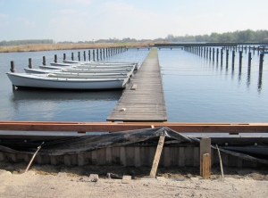 Dock under repair, Twiske