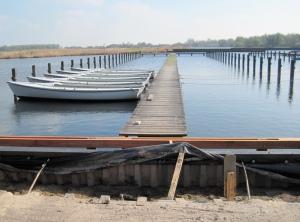 Dock under repair, Twiske
